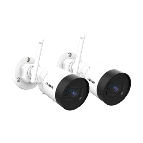 Fake Guard Security Cameras - 2 Pack