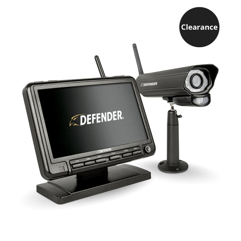 PhoenixM2 Security System with 1 Camera