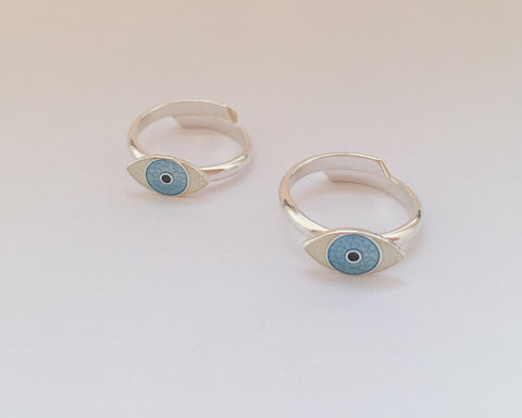 EYE ring by Camilla Prytz