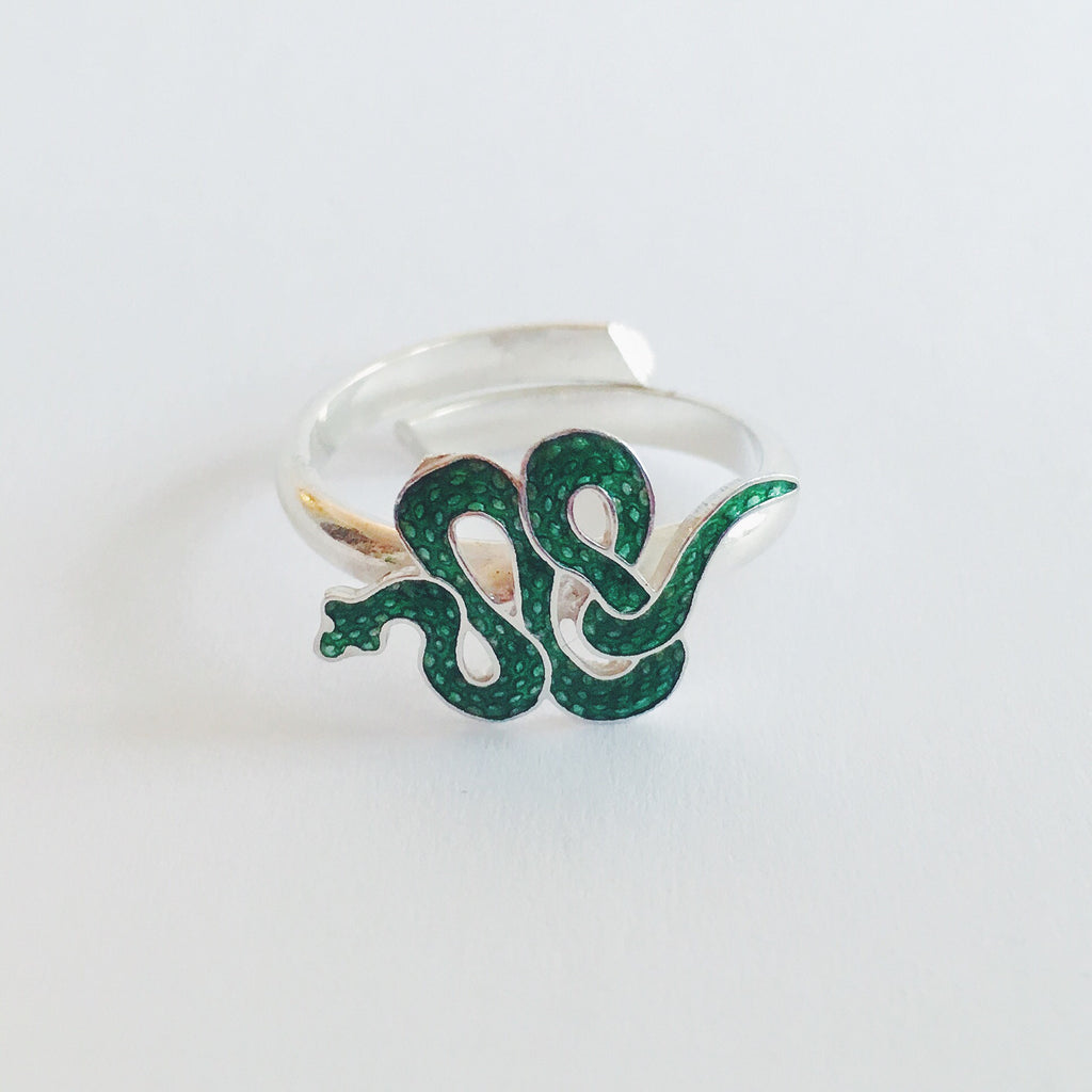 Snake Ring by Camilla Prytz