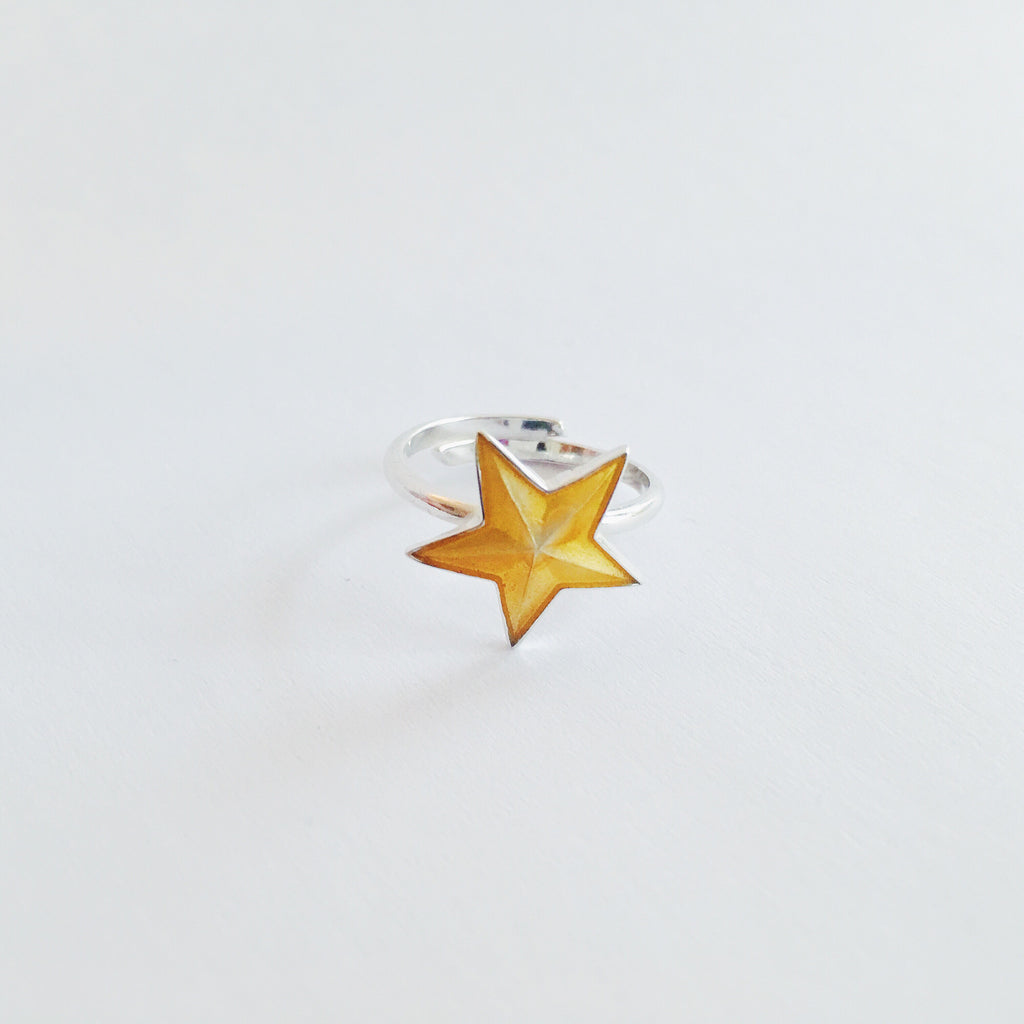 Star Ring by Camilla Prytz