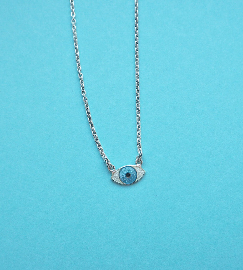 MINI THIRD EYE NECKLACE by Camilla Prytz