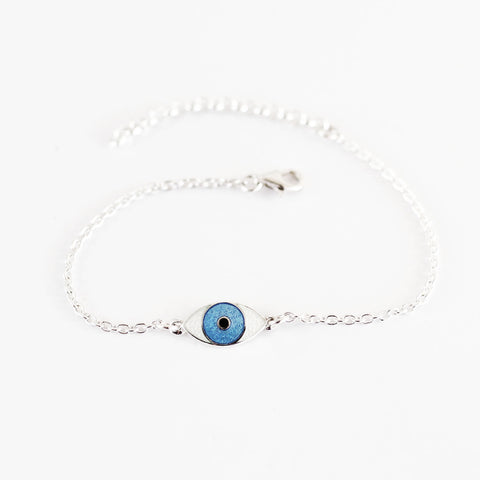 MINI THIRD EYE BRACELET turqoise