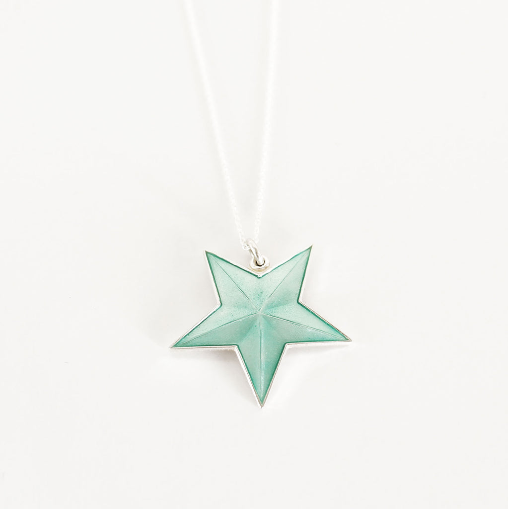 STAR NECKLACE by Camilla Prytz