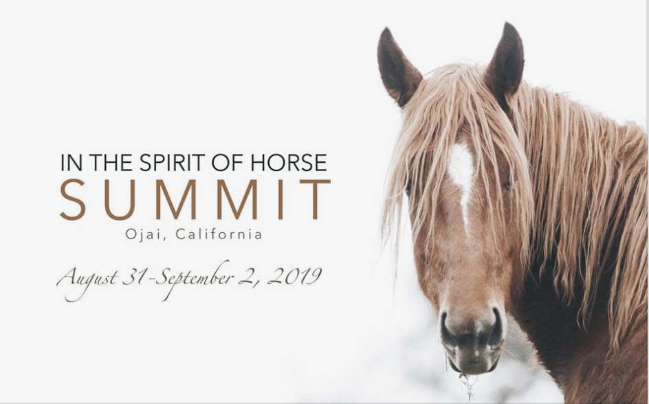 "Event for Horse Lovers, ""In the Spirit of Horse"""