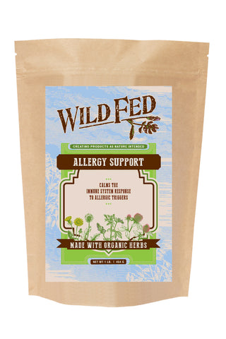 Wild Fed Allergy Support