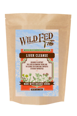 Wild Fed Horse Liver Cleanse