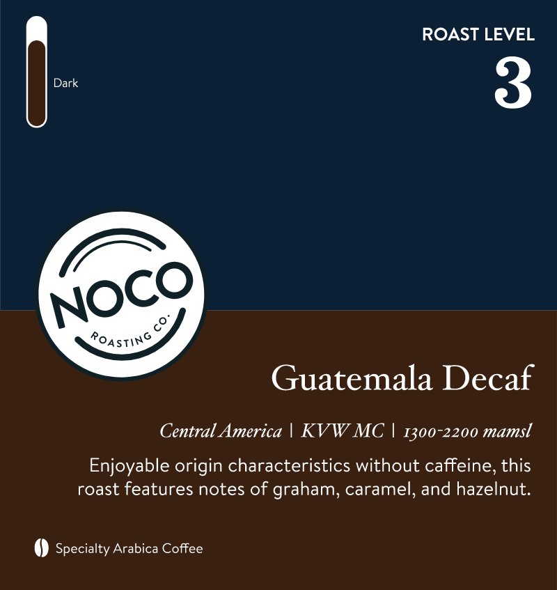 Guatemala Decaf KVW MC