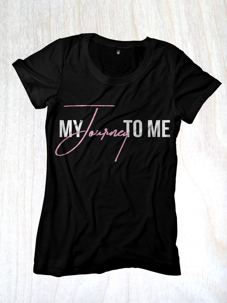 My Journey to Me T-Shirt