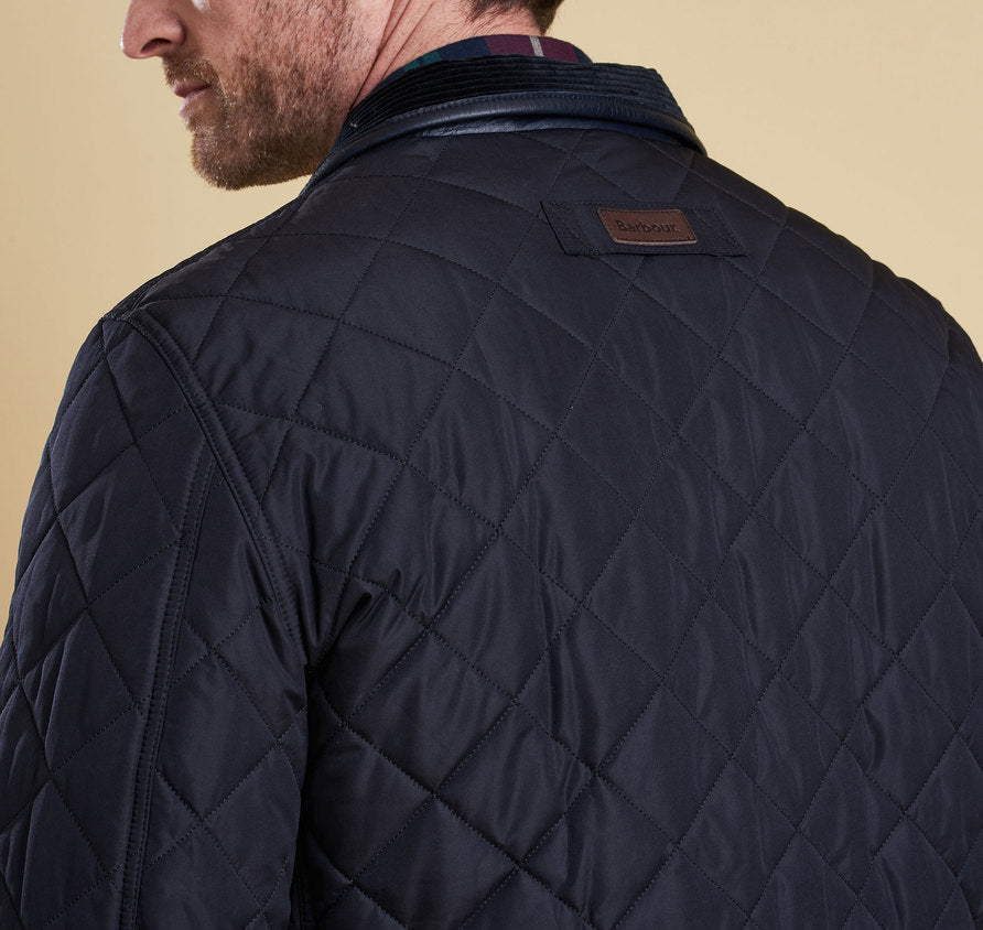 Barbour Devon jacket,navy