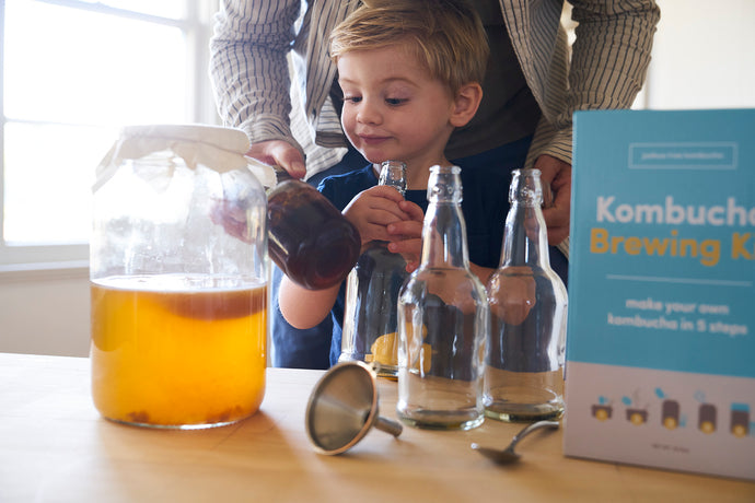 Is Kombucha Safe for Children?