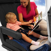My Flight Hammock for kids to play and read on the plane