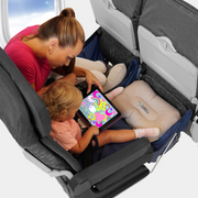 My Flight Hammock help kids relax on airplanes