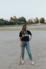 Load image into Gallery viewer, NAVY BASEBALL. TEE