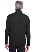 Load image into Gallery viewer, Puma Men's Quarter Zip Black Pullover