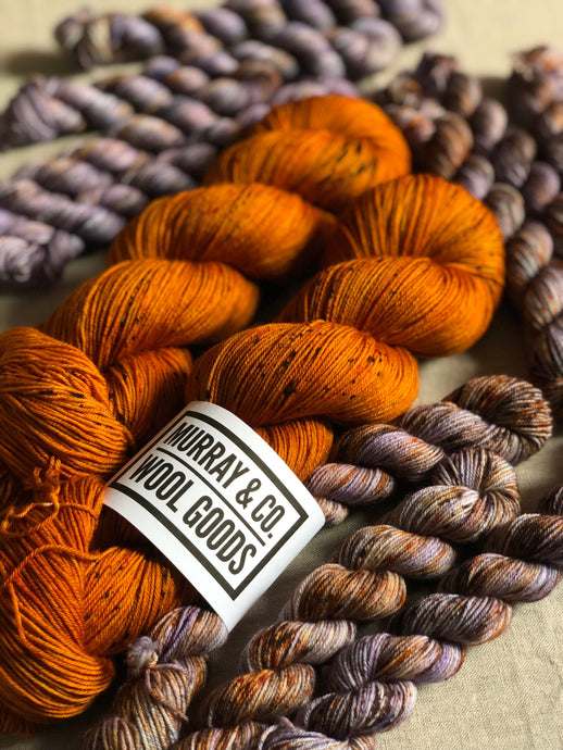Pumpkin Harvest Sock Set