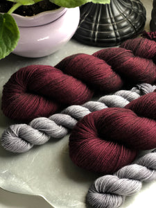 Blackberry Wine Sock Set