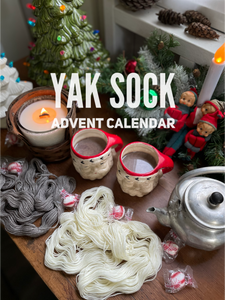 Yak Sock 2021 Advent Calendar