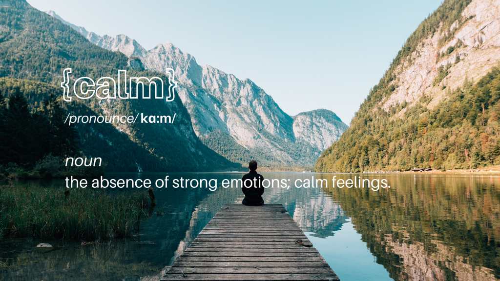Our top tips to bring calm into your daily life