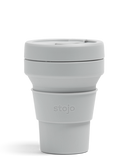 Stojo Collapsible Cup Cashmere Grey