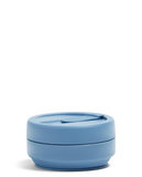 Stojo 12oz Collapsible Cup Steel Blue