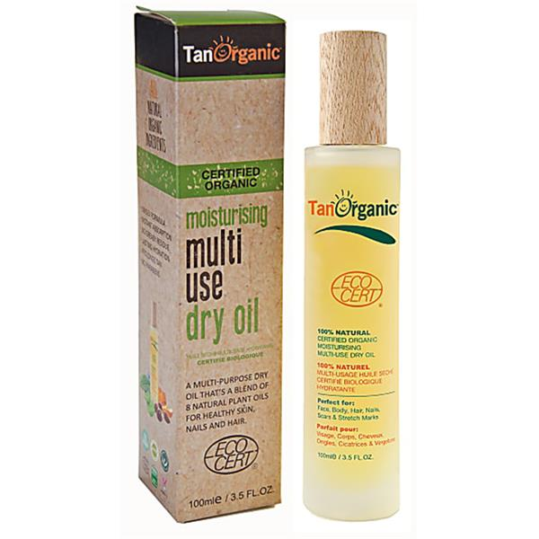 TanOrganic Multi Use Dry Oil