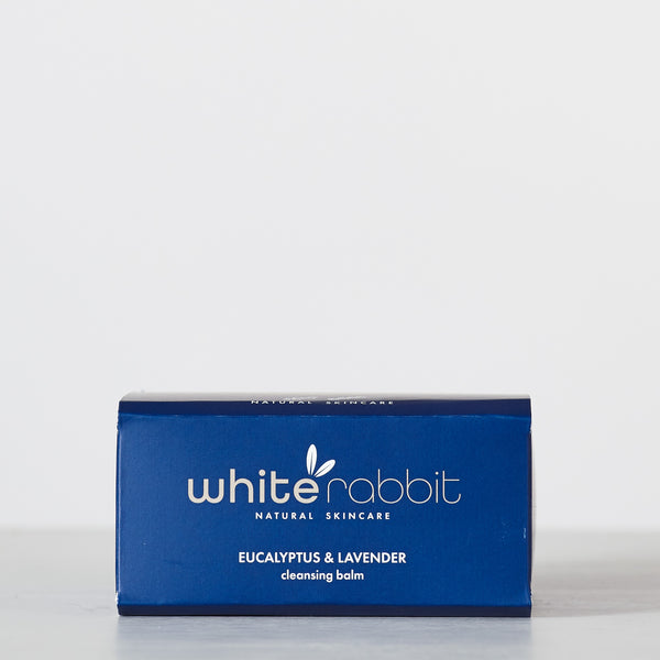 White Rabbit Eucalyptus & Lavender Cleansing Balm