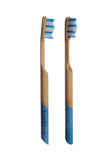 Bamboo Toothbrush - Sea Blue