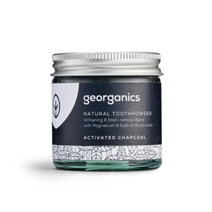 Natural Toothpowder Activated Charcoal