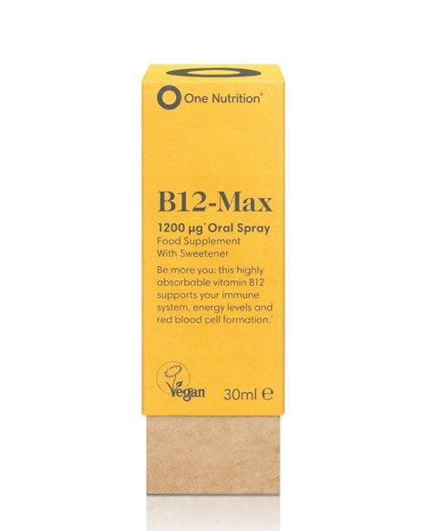 B12-Max Oral Spray - One Nutrition