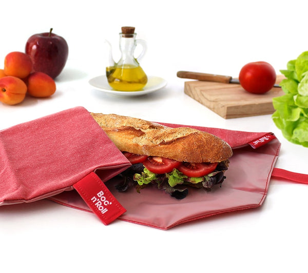 Bloc'n'Roll Sandwich Wrap Red