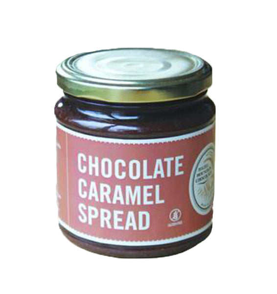 Hazel Mountain Chocolate Caramel Spread