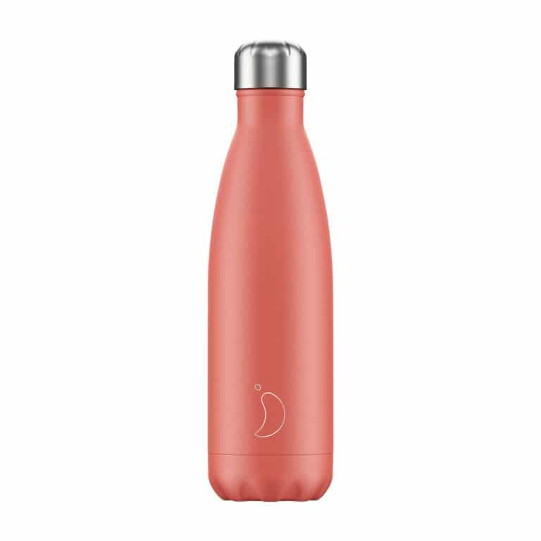 Chilly's Bottle 500/750ml Coral