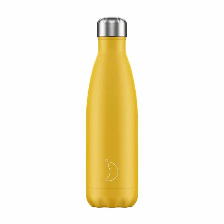 Chilly's Bottle 500/750ml Burnt Yellow