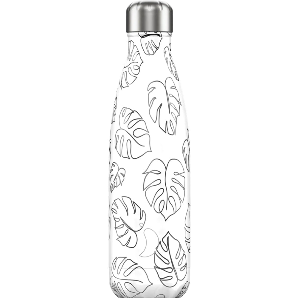 Chilly's Bottle 500ml Leaves