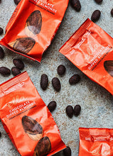 DELICIOUSLY ELLA CHOCOLATE DIPPED ALMONDS VEGAN CHOCOLATE ORANGE 90G
