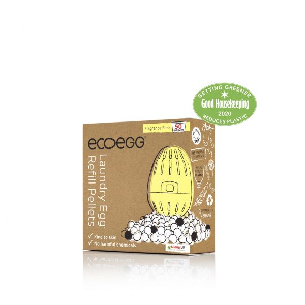 Laundry Egg Refill Pellets - Eco Egg
