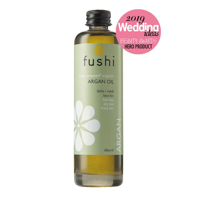 Fresh Press Organic Argan Oil - Fushi