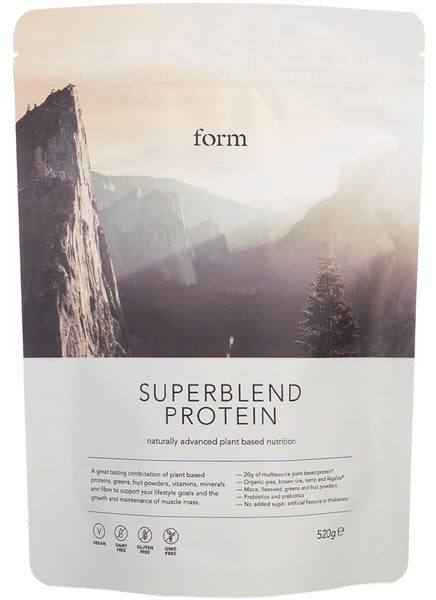 FORM NUTRITION SUPERBLEND PROTEIN 520g