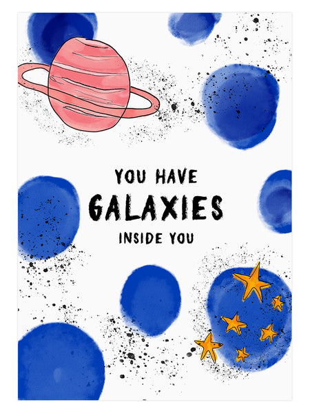 Galaxies Inside You