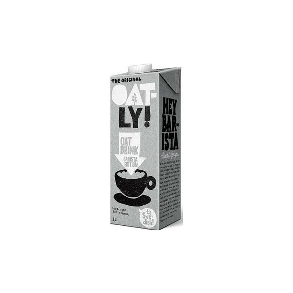 Oatly Barista Edition Oat Drink 6 Pack