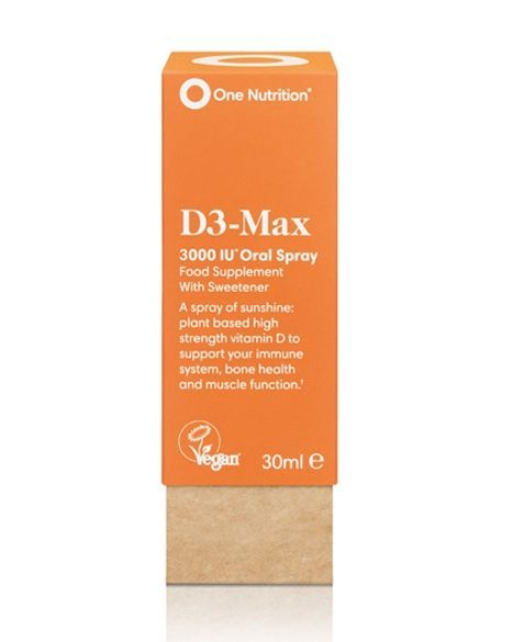D3-Max Oral Spray - One Nutrition