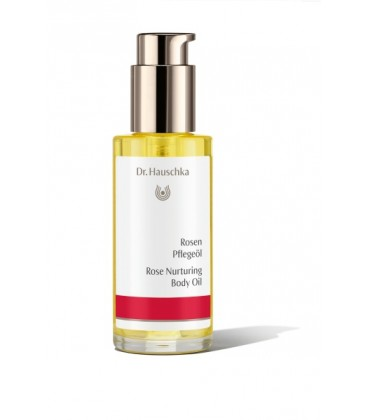 Dr.Hauschka ROSE NURTURING BODY OIL 75ML