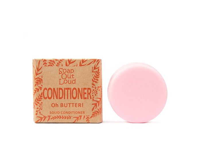 OhBUTTER Solid Conditioner 40g - Soap Out Loud