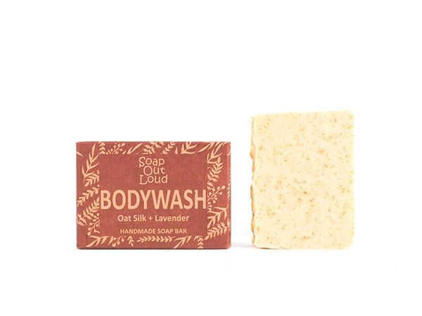Oat Silk + Lavender Bodywash Bar
