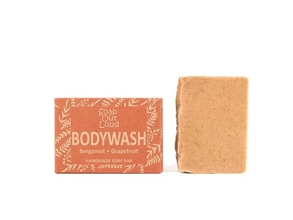 Bergamot + Grapefruit Bodywash Bar
