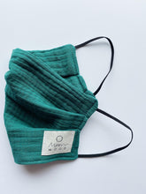 Organic Cotton (GOTS) Reusable Face Mask - Kids Size ( 9-12 years old)