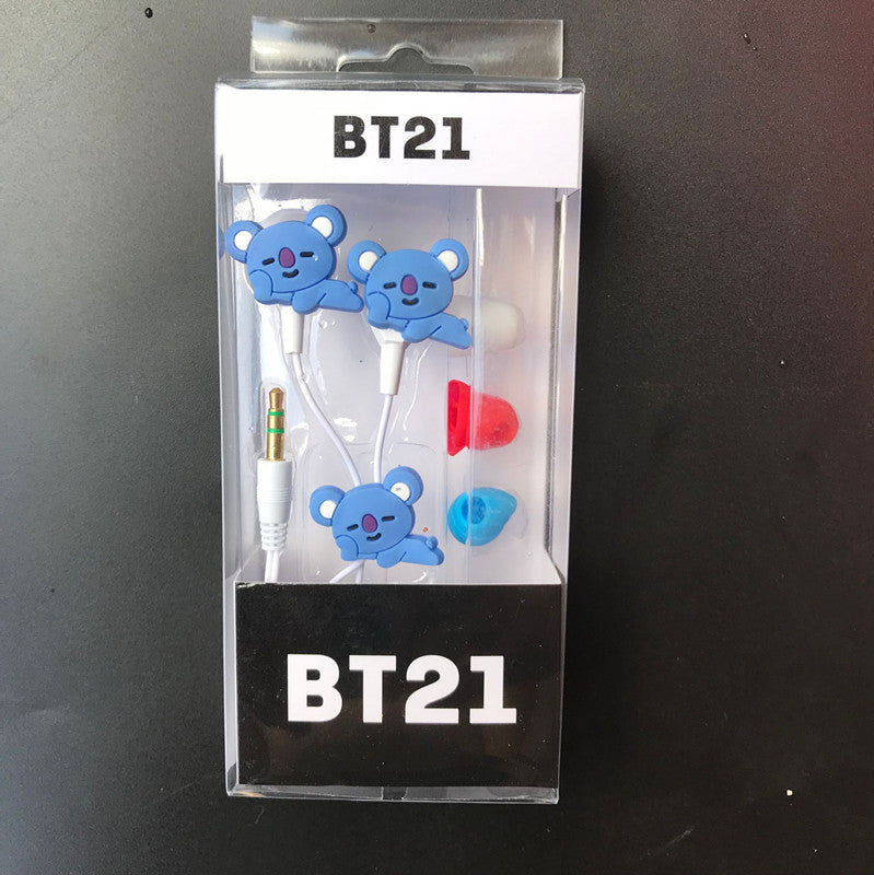 CUTE EARPHONES