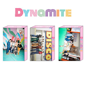 DYNAMITE LOMO PHOTOCARDS
