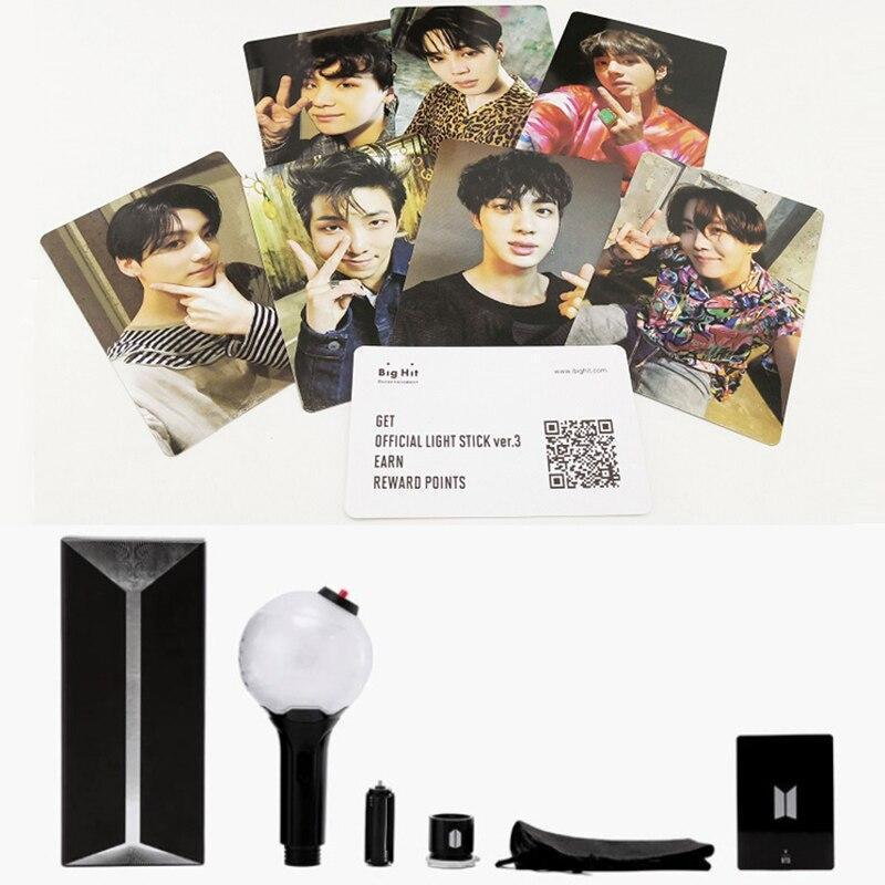 Army Bomb Ver.3 with FREE GIFT - bts accessories